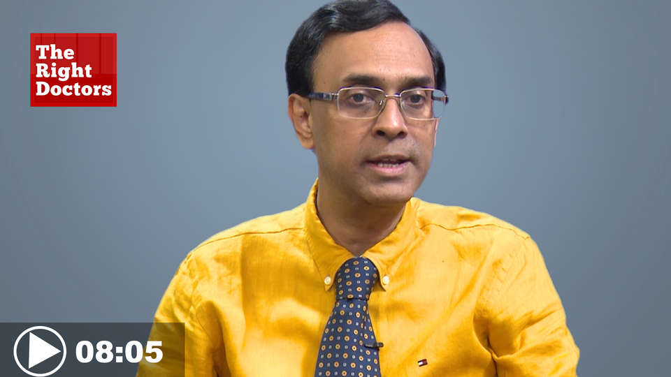 Dr. Saumitra Ray Leading Interventional Cardiologist at Vivekananda Institute Of Medical Sciences, Kolkata on TheRightDoctors.Com