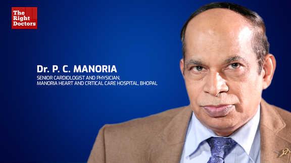 Dr.P C Manoria, Prof Cardiologist