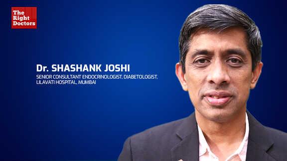 Prof Shashank R Joshi, Endocrinologist, Edible Oils CVD Impacts