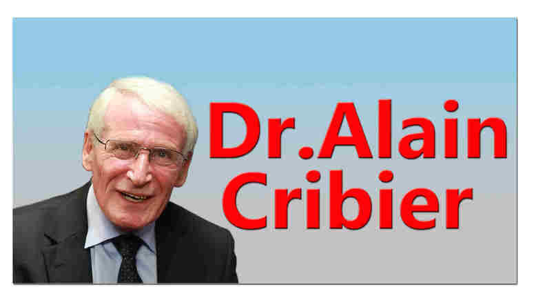 Dr. Alain Cribier world's Leading French interventional cardiologist university of Rouen Charles Nicole Hospital, France on TheRightDoctors.com An analysis on Transcatheter Aortic Valve Replacement Development and Perspective