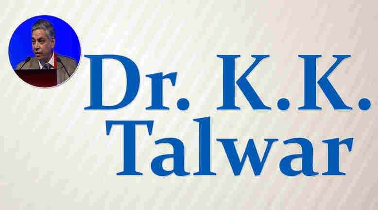 Dr. K K Talwar Leading Cardiologist and  Head of Cardiology Max Healthcare, New Delhi On TheRightDoctors.Com An overview on diabetes and diastolic heart failure