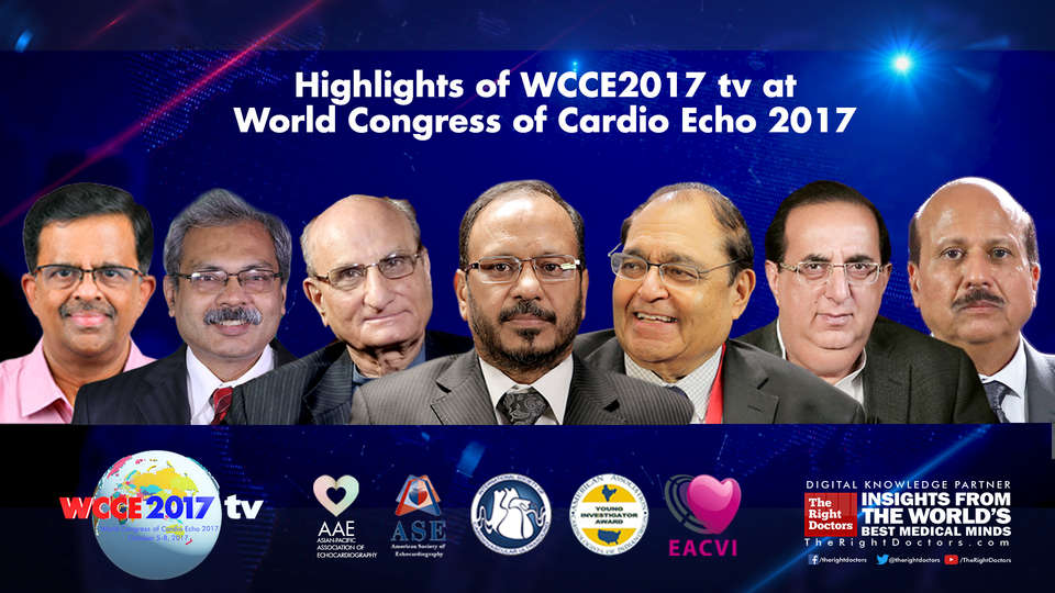 Dr. Rakesh Gupta, World Congress of Cardio Echo 2017, Highlights Promo, WCCE Tv
