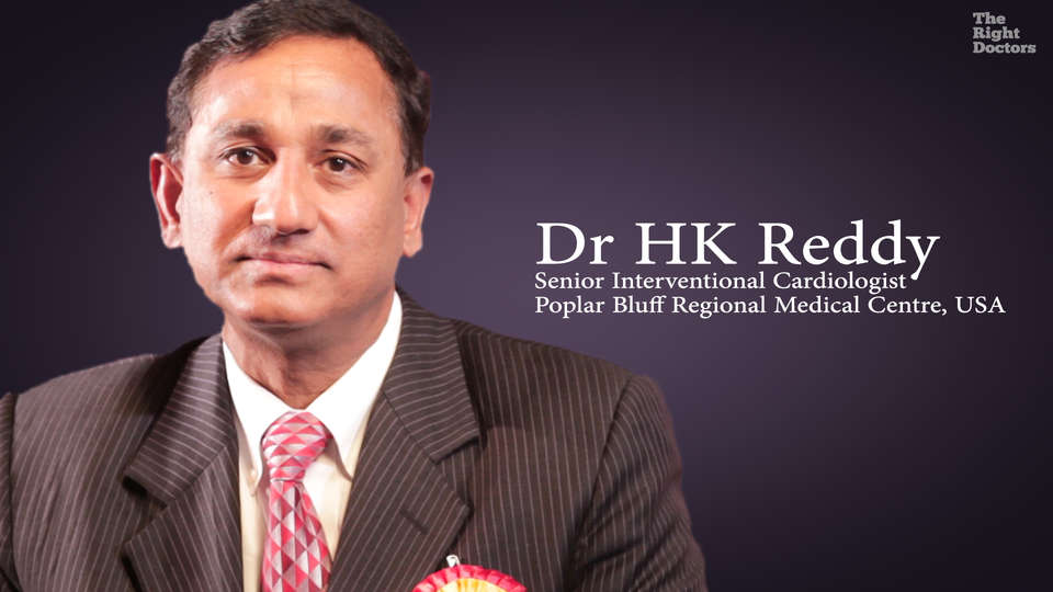 Dr. HK Reddy, Clinical Professor Medicine, Gigantic strides in CVD therapy, From pills & potions to drugs and devices: What is in store for the future?
