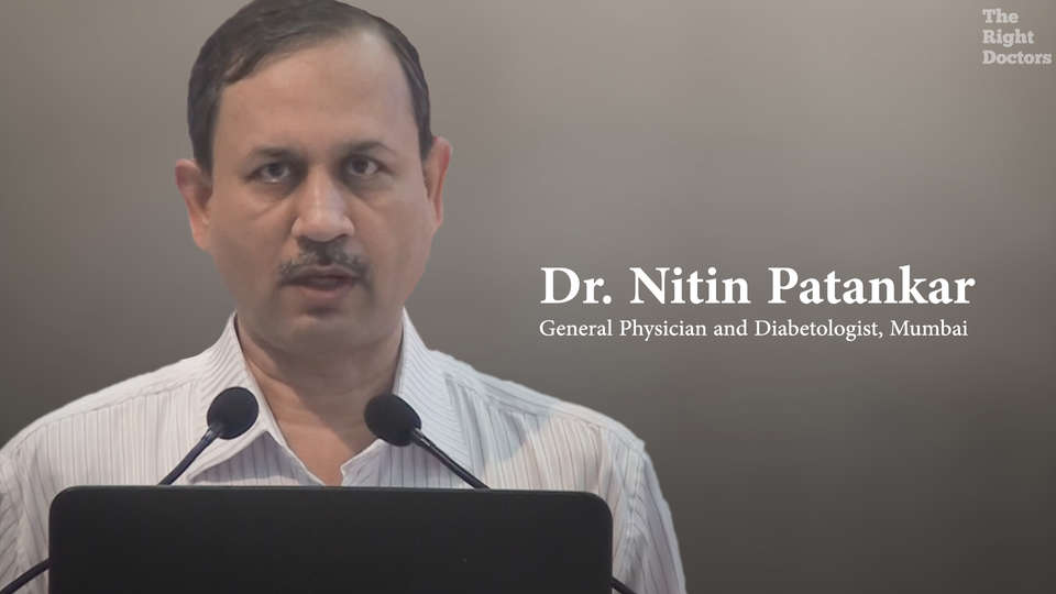 Dr. Nitin Patankar, General Physician and Diabetologist, Obesity and CVD : What are the Facts?