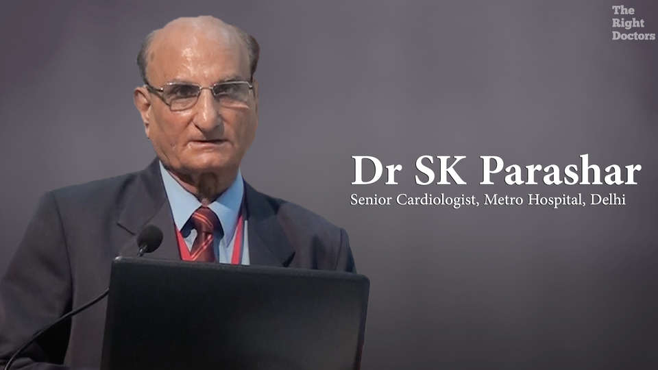 Dr. SK Parashar, Sr. Cardiologist, LV functions in Arotic Stenosis