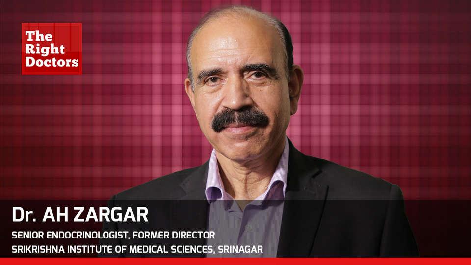 Dr. AH Zargar