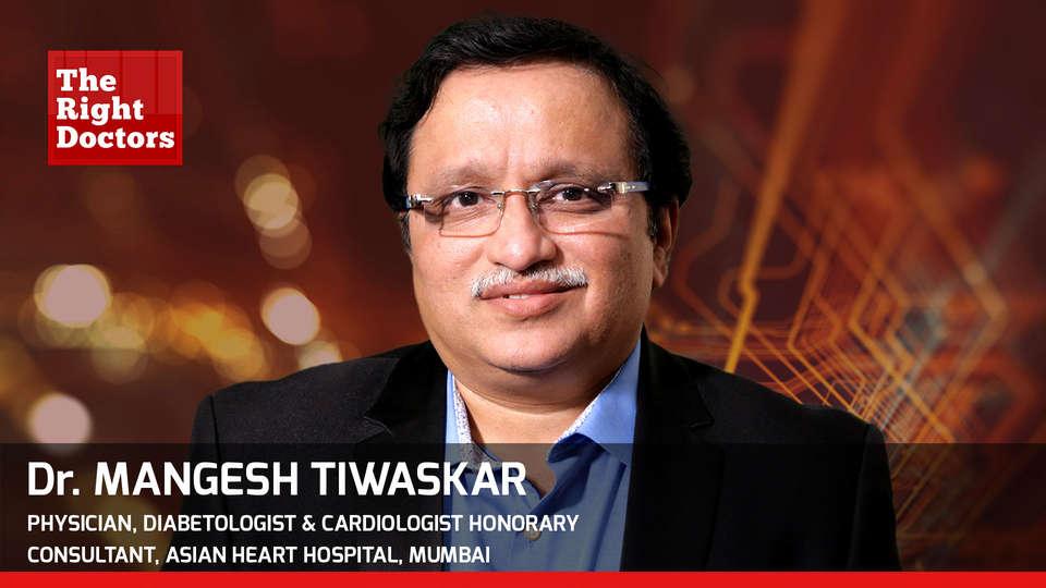 Dr mangesh Tiwaskar