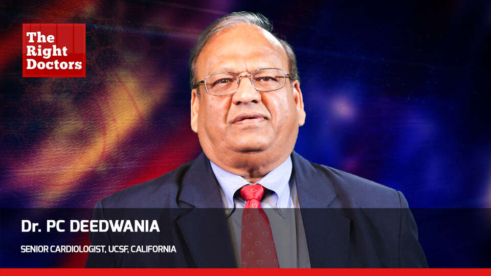 Dr. PC Deedwania