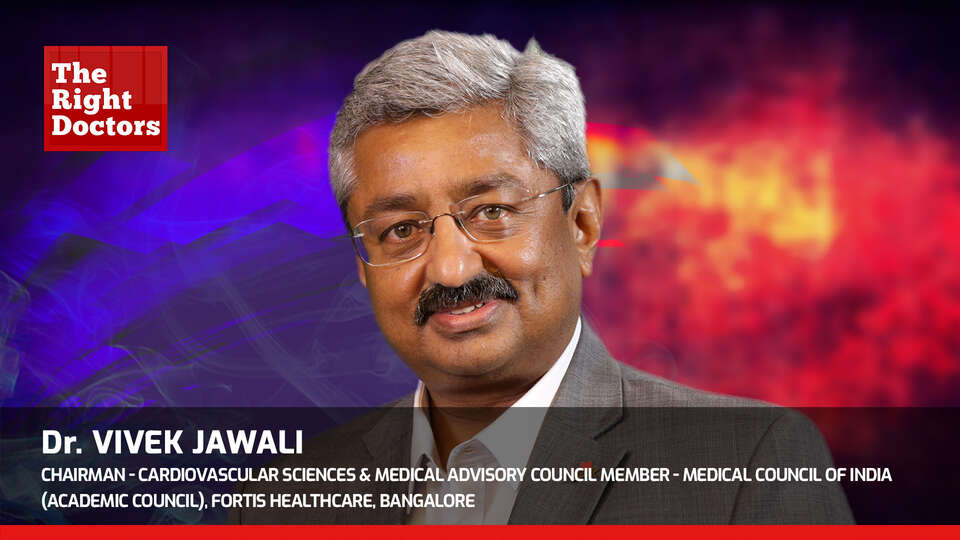 Dr. Vivek Jawali,Chairman, WCCMM 2019 ,Chairman - Cardiovascular Sciences & Medical Advisory Council Member
