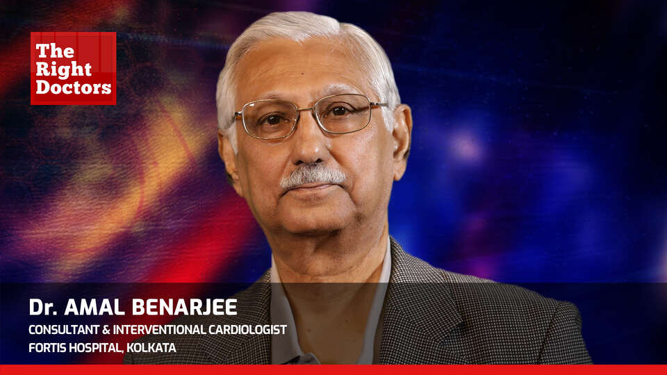 Dr. Amal Banerjee,WCCMM 2019, Chairman,CSI International Affairs, HFPEF : Diagnosis and Management, TheRightDoctors