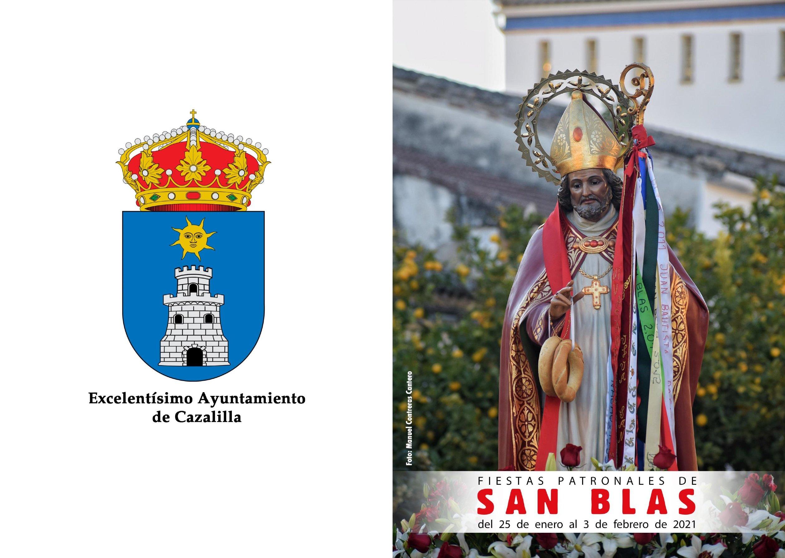 Libro de las Fiestas de San Blas 2021