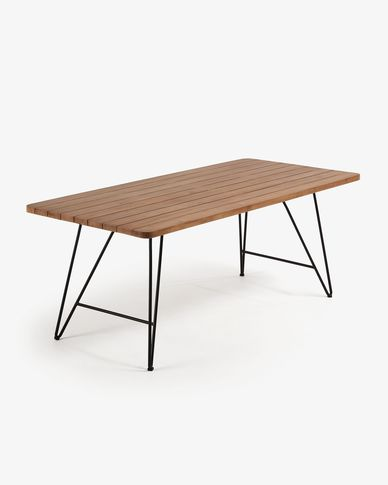 Komme table 200 x 90 cm