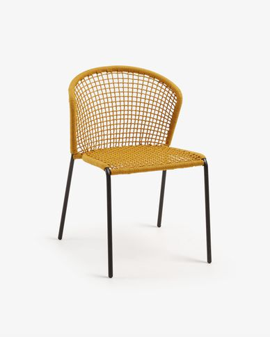 Chair Mathew mustard