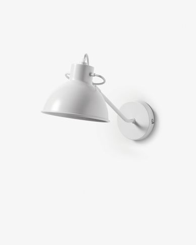 Offelis wall lamp white