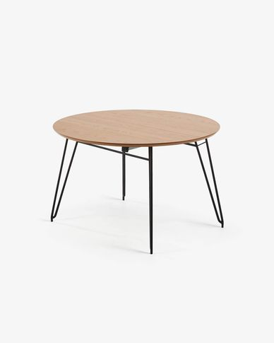 Extendable table Novac Ø 120 (200) cm