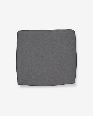 Robert cushion grey