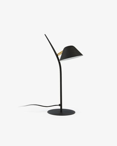Aurelia table lamp black