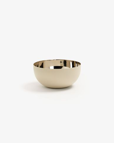 Brooky bowl beige