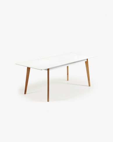 Melan extendable table 160 (200) x 90 cm