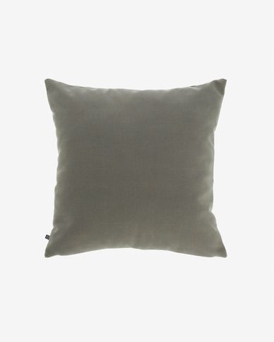 Grey Nedra cushion cover 45 x 45 cm