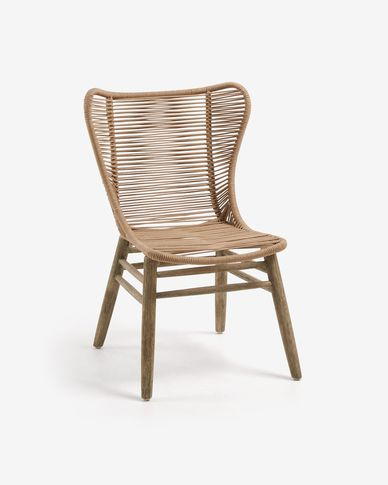 Beige Zabel chair