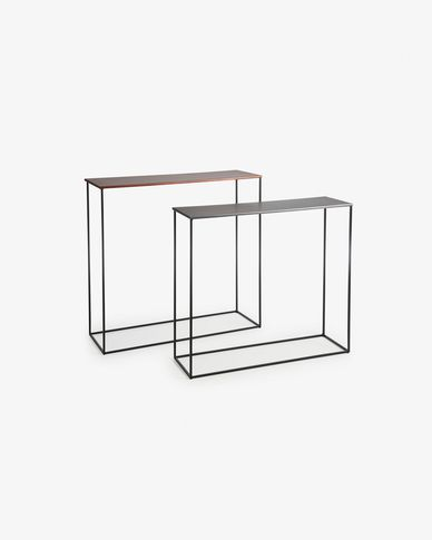 Walsh A set of 2 console tables