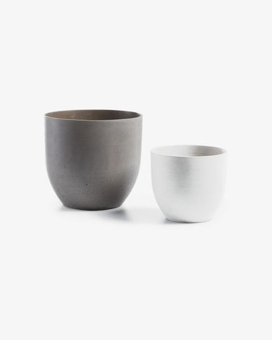 Lula set of 2 planters
