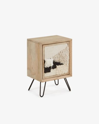 Kenelly 40 x 60 cm bedside table