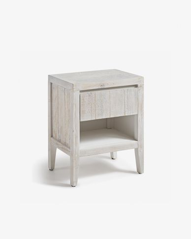 Words  45 x 55 cm bedside table