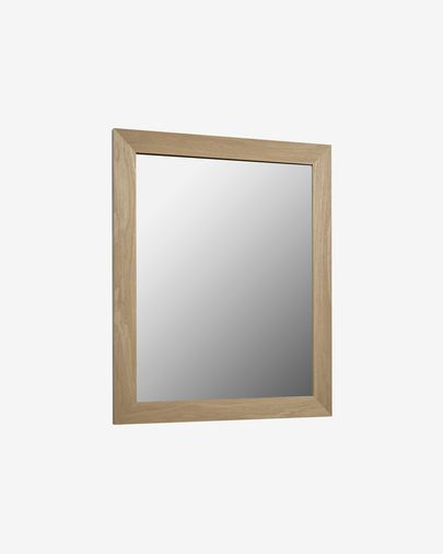 Nerina mirror natural finish 47 x 57,5 cm