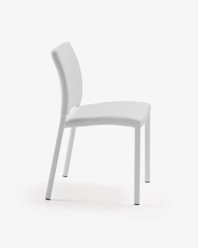 Lacerta chair, white