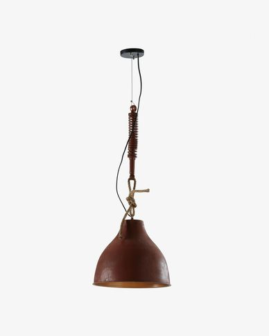 Sadie pendant lamp brown