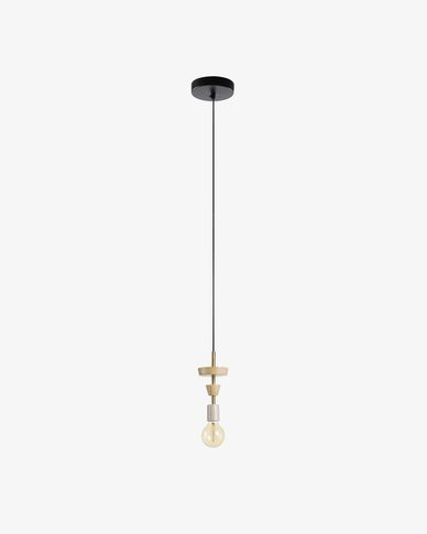 Lampe suspension Noala