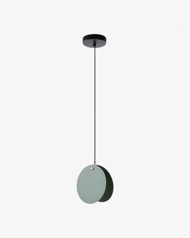 Monica pendant lamp green