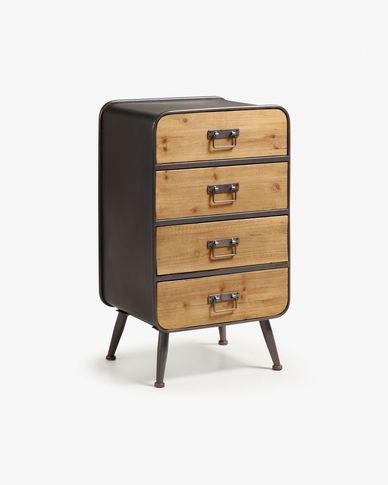 Halie chest of drawers 48 x 83 cm