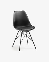 Ralf chair black