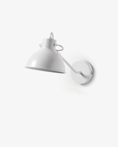 Offelis wall lamp, white