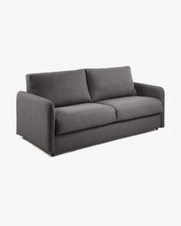 Kymoon Bettsofa 160 cm visco anthrazit