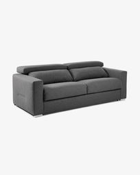 Kant sofa bed 160 cm visco graphite