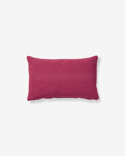Kam cushion cover 30 x 50 cm maroon
