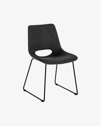 Dark grey Zahara chair