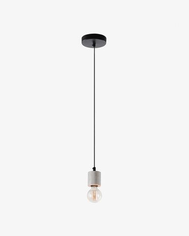 Lampe suspension Campus blanc