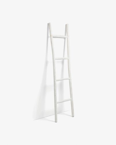 Marge decorative ladder white