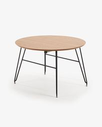 Table ronde extensible Novac Ø 120 (200)