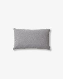 Kam cushion 30 x 50 cm grey