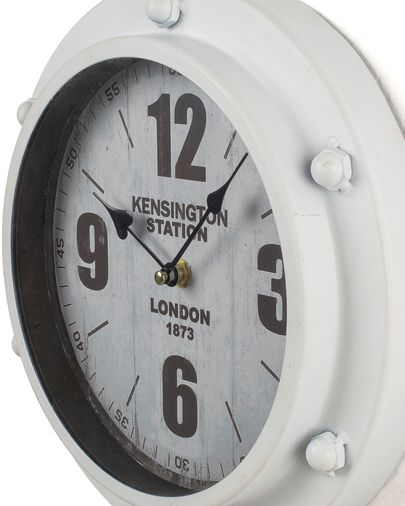 Ashlyn wall clock
