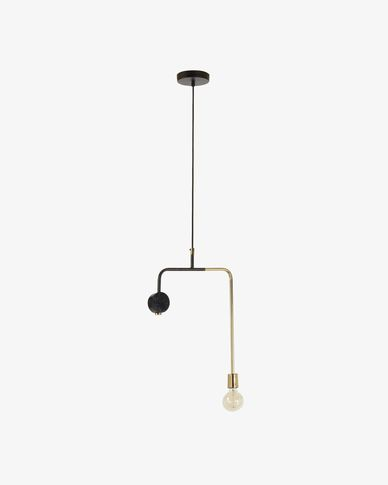 Lampe suspension Wick