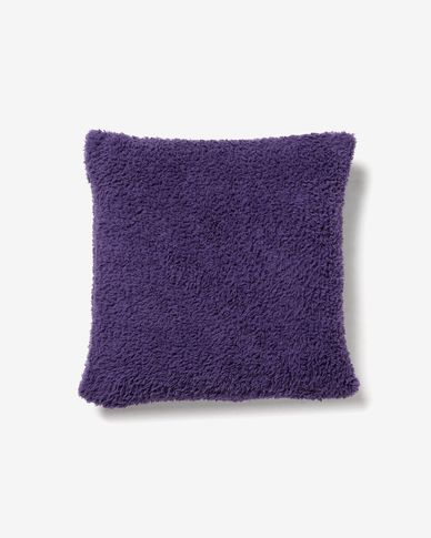 Caprice cushion purple