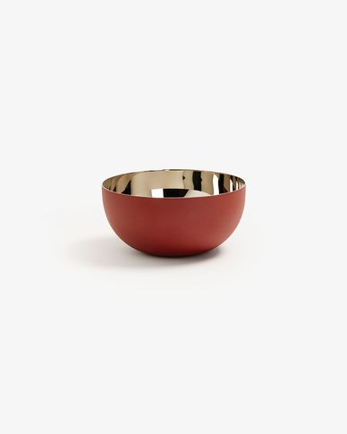Brooky bowl burgundy