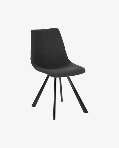 Alve dark grey chair